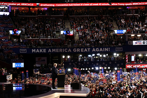 Day 4「Republican National Convention: Day Four」:写真・画像(18)[壁紙.com]