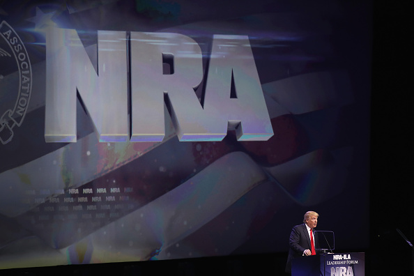 Annual Event「Top Political Leaders Attend NRA Annual Meeting In Louisville」:写真・画像(10)[壁紙.com]