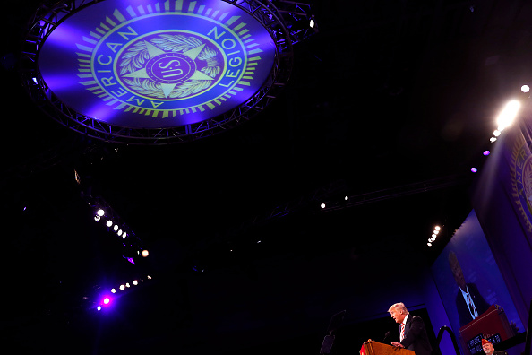 Aaron P「Donald Trump Addresses The American Legion Convention」:写真・画像(0)[壁紙.com]