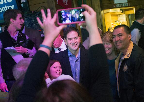 Marco Rubio - Politician「Republican Presidential Candidate Sen. Marco Rubio Campaigns In South Carolina」:写真・画像(12)[壁紙.com]