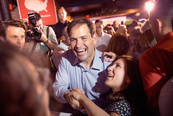 Marco Rubio - Politician「Marco Rubio Makes Campaign Stop In Cleveland Ahead Of First GOP Debate」:写真・画像(3)[壁紙.com]