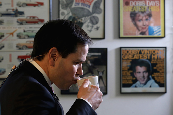 Chip Somodevilla「Marco Rubio Campaigns Ahead Of New Hampshire Primary」:写真・画像(0)[壁紙.com]