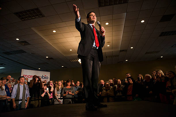 Marco Rubio Holds Super Tuesday Campaign Rally in Minnesota:ニュース(壁紙.com)