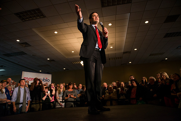 Super Tuesday「Marco Rubio Holds Super Tuesday Campaign Rally in Minnesota」:写真・画像(12)[壁紙.com]