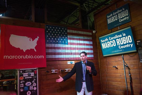 Marco Rubio - Politician「Republican Presidential Candidate Sen. Marco Rubio Campaigns In South Carolina」:写真・画像(11)[壁紙.com]