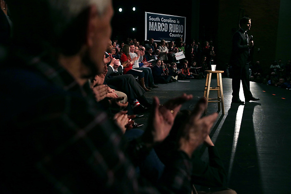 Marco Rubio - Politician「Marco Rubio Campaigns In South Carolina Ahead Of State's GOP Primary」:写真・画像(13)[壁紙.com]