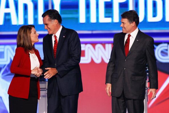 Win McNamee「GOP Presidential Candidates Participate In Debate In Tampa」:写真・画像(3)[壁紙.com]