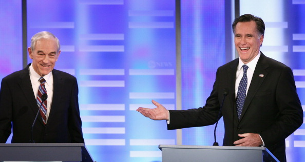 Win McNamee「Republican Debate Held At St. Anselm College In New Hampshire」:写真・画像(10)[壁紙.com]