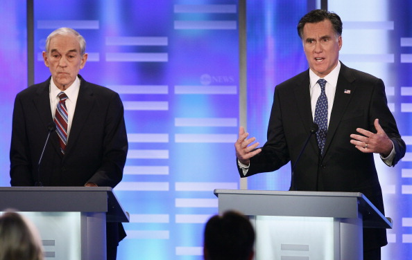 Win McNamee「Republican Debate Held At St. Anselm College In New Hampshire」:写真・画像(9)[壁紙.com]