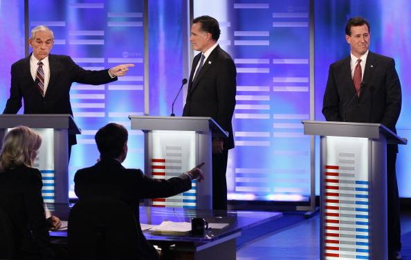 Win McNamee「Republican Debate Held At St. Anselm College In New Hampshire」:写真・画像(8)[壁紙.com]