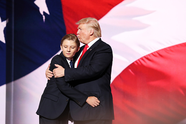 Family「Republican National Convention: Day Four」:写真・画像(12)[壁紙.com]