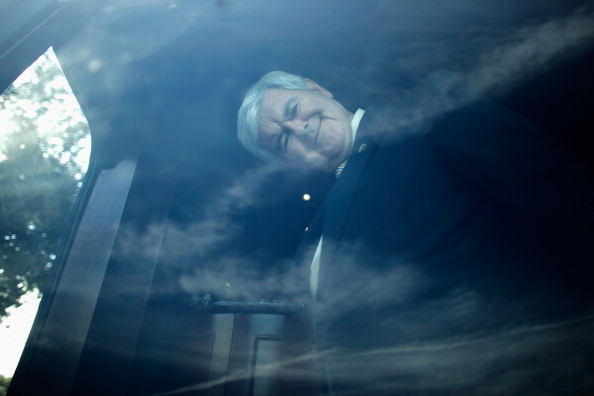 Orlando - Florida「Newt Gingrich Campaigns In Florida On Final Weekend Before Primary」:写真・画像(15)[壁紙.com]
