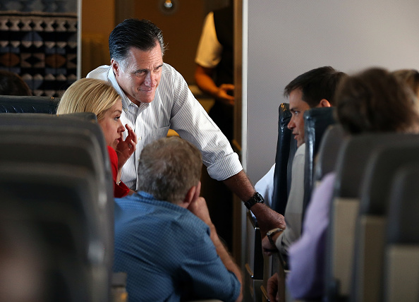 Florida - US State「Mitt Romney Continues His Multi State Bus Tour In Florida」:写真・画像(5)[壁紙.com]