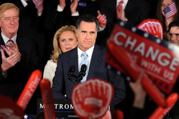 Super Tuesday「Romney Holds Super Tuesday Night Event In Boston」:写真・画像(19)[壁紙.com]