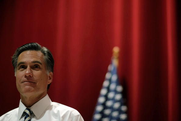 Super Tuesday「Mitt Romney Campaigns Across U.S. For Super Tuesday Primaries」:写真・画像(9)[壁紙.com]