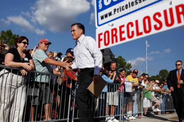 Florida - US State「GOP Presidential Candidate Mitt Romney Campaigns In Florida」:写真・画像(11)[壁紙.com]