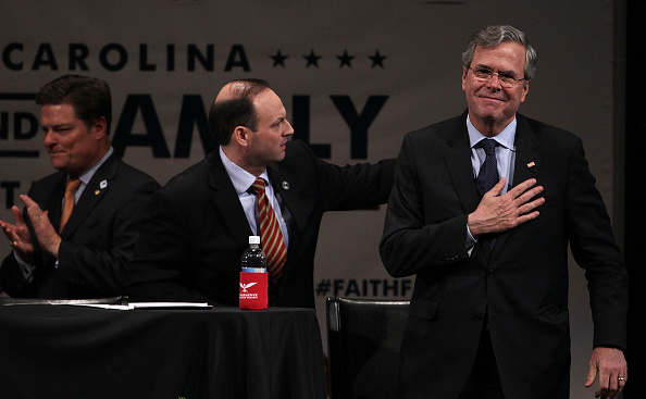 Gratitude「Republican Presidential Candidates Address Faith And Family Forum In S. Carolina」:写真・画像(0)[壁紙.com]
