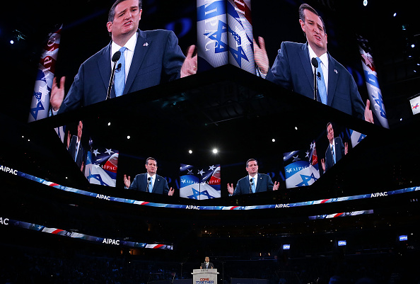 Super Tuesday「Presidential Candidates Address AIPAC Policy Conference」:写真・画像(2)[壁紙.com]