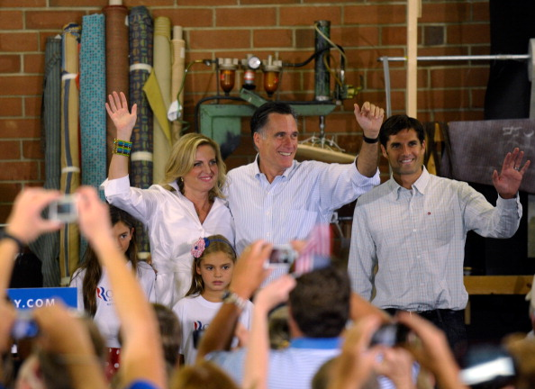 Florida - US State「Presidential Candidate Mitt Romney Campaigns With His Vice Presidential Pick Rep. Paul Ryan」:写真・画像(4)[壁紙.com]