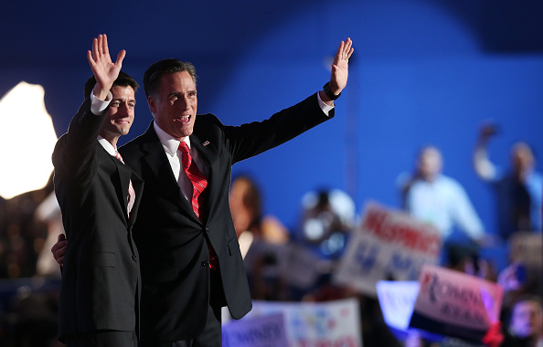 Win McNamee「Romney Accepts Party Nomination At The Republican National Convention」:写真・画像(17)[壁紙.com]