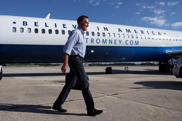 West Palm Beach「Mitt Romney Prepares For Final Presidential Debate On Monday」:写真・画像(3)[壁紙.com]