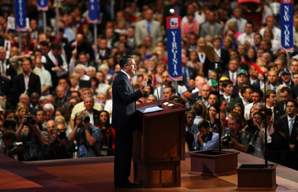 Southern USA「Romney Accepts Party Nomination At The Republican National Convention」:写真・画像(14)[壁紙.com]