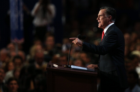 Southern USA「Romney Accepts Party Nomination At The Republican National Convention」:写真・画像(15)[壁紙.com]