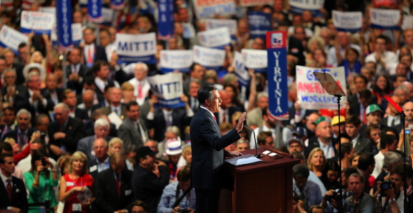 Southern USA「Romney Accepts Party Nomination At The Republican National Convention」:写真・画像(13)[壁紙.com]