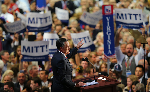 Southern USA「Romney Accepts Party Nomination At The Republican National Convention」:写真・画像(8)[壁紙.com]