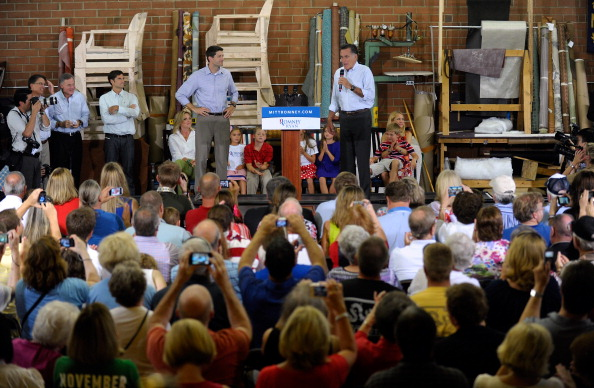 Florida - US State「Presidential Candidate Mitt Romney Campaigns With His Vice Presidential Pick Rep. Paul Ryan」:写真・画像(7)[壁紙.com]