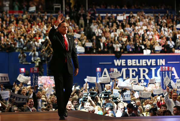 Southern USA「Romney Accepts Party Nomination At The Republican National Convention」:写真・画像(6)[壁紙.com]