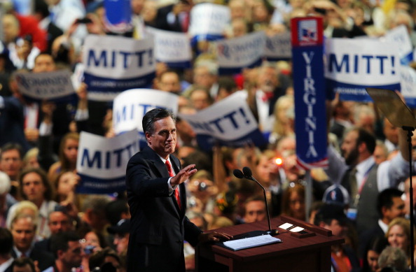 Southern USA「Romney Accepts Party Nomination At The Republican National Convention」:写真・画像(9)[壁紙.com]