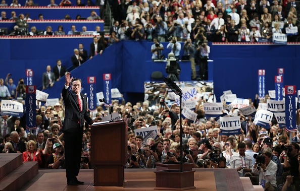 Southern USA「Romney Accepts Party Nomination At The Republican National Convention」:写真・画像(7)[壁紙.com]