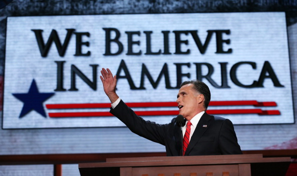Southern USA「Romney Accepts Party Nomination At The Republican National Convention」:写真・画像(4)[壁紙.com]