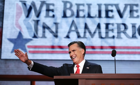 Southern USA「Romney Accepts Party Nomination At The Republican National Convention」:写真・画像(3)[壁紙.com]