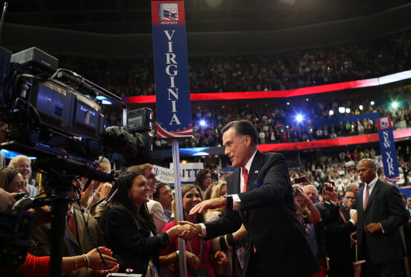 Southern USA「Romney Accepts Party Nomination At The Republican National Convention」:写真・画像(2)[壁紙.com]