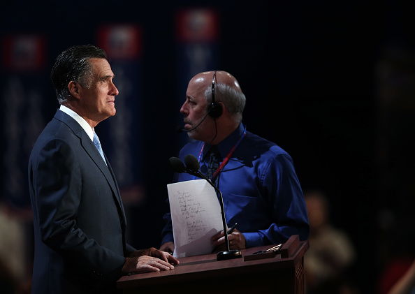 Win McNamee「Romney Accepts Party Nomination At The Republican National Convention」:写真・画像(18)[壁紙.com]