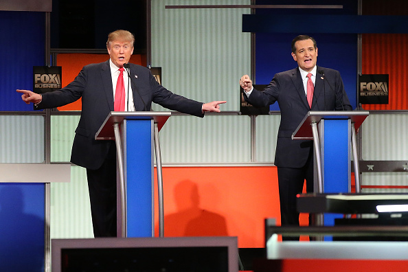 Charleston - South Carolina「GOP Presidential Candidates Debate In Charleston」:写真・画像(19)[壁紙.com]