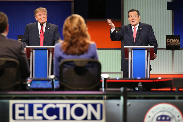 Charleston - South Carolina「GOP Presidential Candidates Debate In Charleston」:写真・画像(15)[壁紙.com]