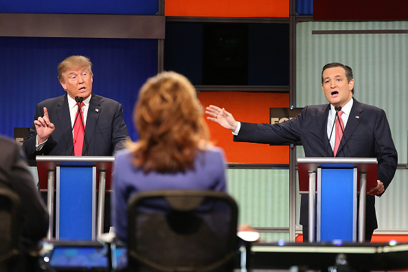 Charleston - South Carolina「GOP Presidential Candidates Debate In Charleston」:写真・画像(16)[壁紙.com]