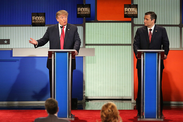 Charleston - South Carolina「GOP Presidential Candidates Debate In Charleston」:写真・画像(14)[壁紙.com]