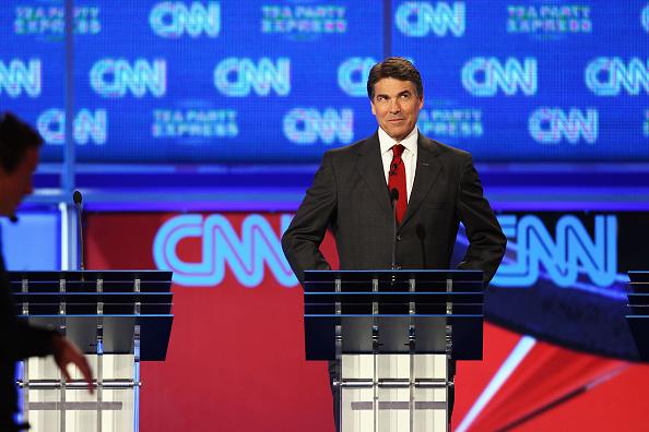Win McNamee「GOP Presidential Candidates Participate In Debate In Tampa」:写真・画像(5)[壁紙.com]