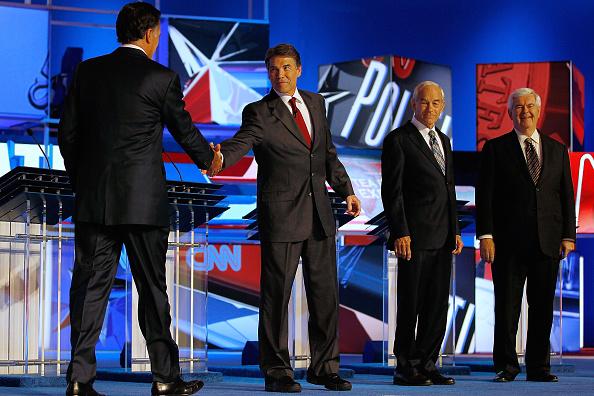 Florida - US State「GOP Presidential Candidates Participate In Debate In Tampa」:写真・画像(13)[壁紙.com]