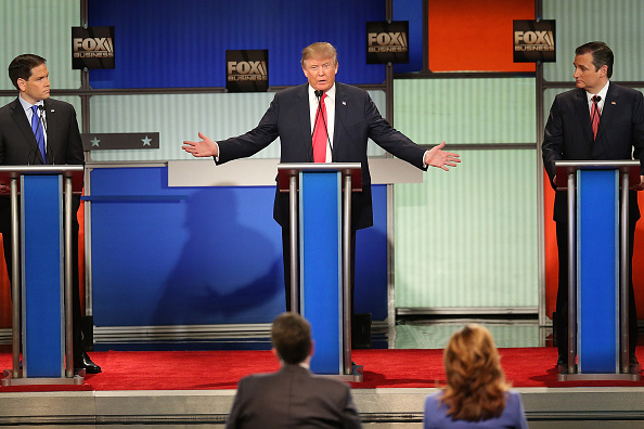 Charleston - South Carolina「GOP Presidential Candidates Debate In Charleston」:写真・画像(11)[壁紙.com]