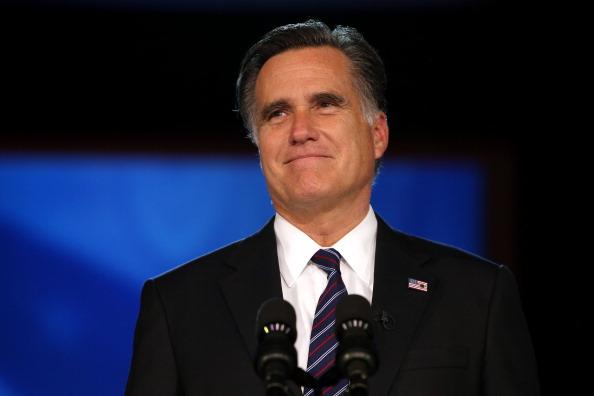 Mitt Romney「Republican Presidential Candidate Mitt Romney Holds Election Night Gathering In Boston」:写真・画像(8)[壁紙.com]