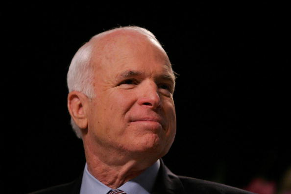 Foreign Affairs「McCain Speaks To Los Angeles World Affairs Council」:写真・画像(7)[壁紙.com]