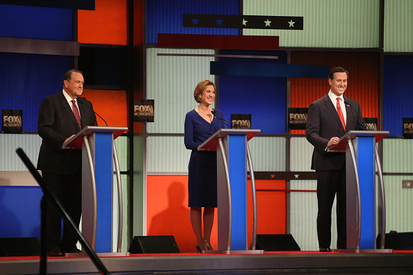 Charleston - South Carolina「GOP Presidential Candidates Debate In Charleston」:写真・画像(9)[壁紙.com]