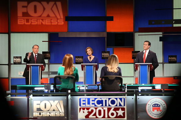 US Republican Party Presidential Candidate「GOP Presidential Candidates Debate In Charleston」:写真・画像(4)[壁紙.com]