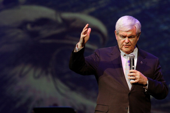 Charleston - South Carolina「Gingrich Speaks At Cathedral Of Praise」:写真・画像(8)[壁紙.com]