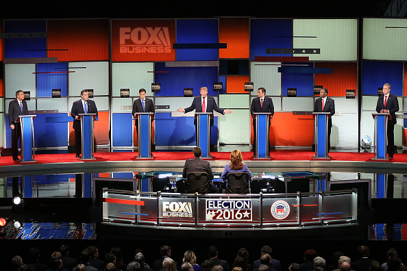 Charleston - South Carolina「GOP Presidential Candidates Debate In Charleston」:写真・画像(13)[壁紙.com]